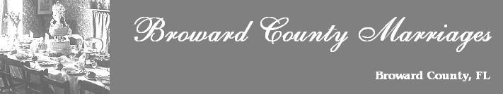 Broward County, Florida Death Records